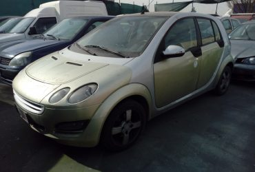Smart forfour benz 1.1 anno 2004
